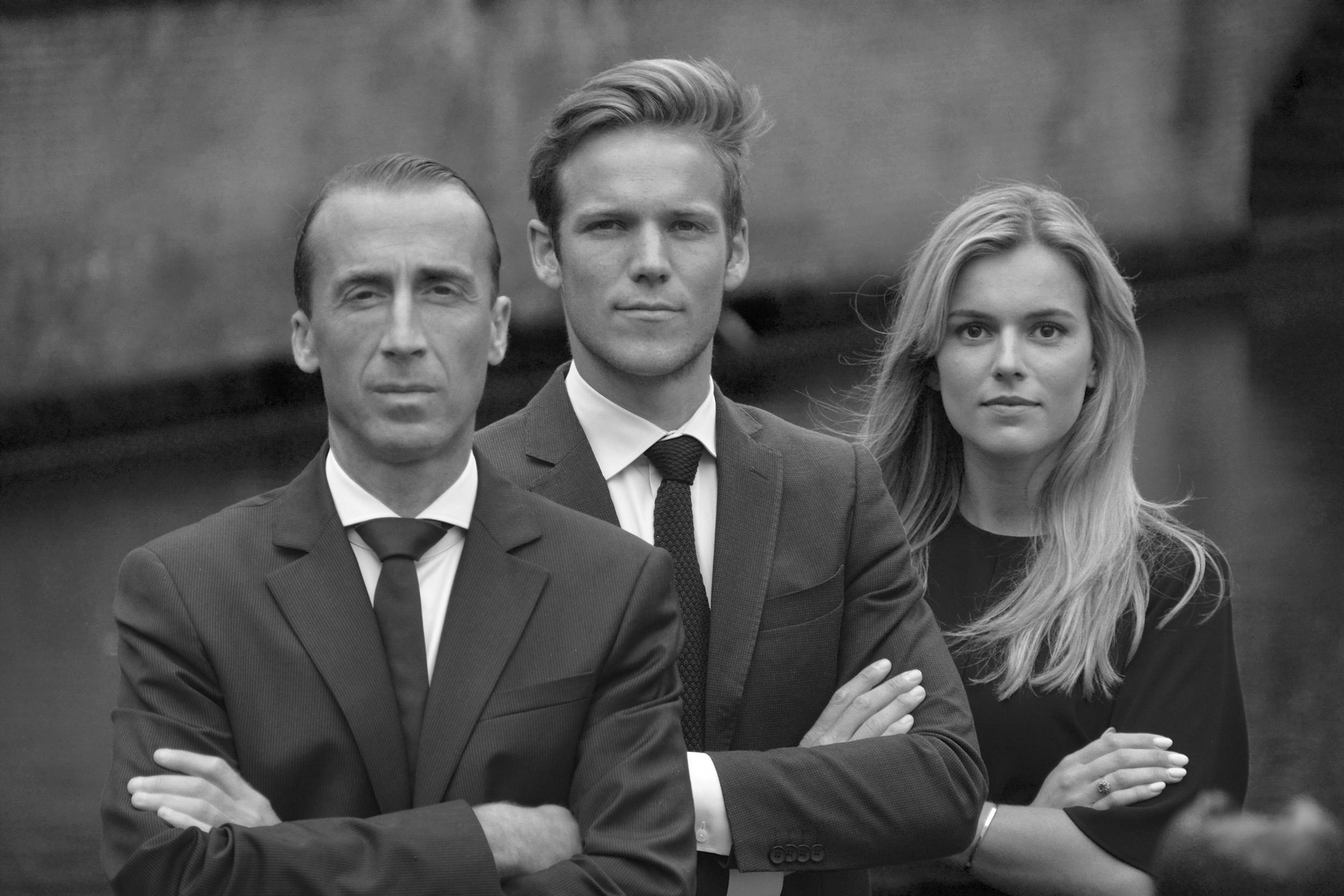 Gillis Advocaten groepsfoto